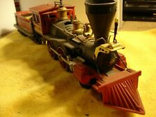 Lionel O27 1862 'The General' Loco with custom Tender
