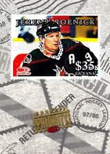 1997-98 Donruss Priority Stamps #33 Jeremy Roenick