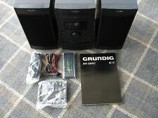 Grundig / Fine Arts Mini Hifi Sys - New In Box Unused