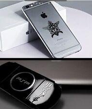 Black Butler 2 Kuroshitsuji Ciel Phantom Cosplay Silver Car Decal Sticker 3pcs