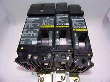 Lot Of 3 Square D Fa 20 A Circuit Breaker Fa24020Bc, Fa14020B Schneider Electric