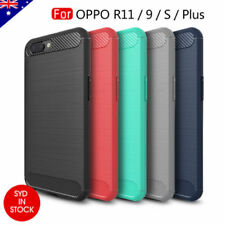 Glossy Silicone/Gel/Rubber Mobile Phone Cases, Covers & Skins for Oppo R9