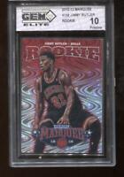 2012-13 Jimmy Butler Marquee #188 Gem Elite 10 Pristine RC Rookie Miami Heat