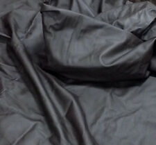 B93 Leather Cow Hide Cowhide Upholstery Craft Fabric Elmosoft Brown 69 sq ft