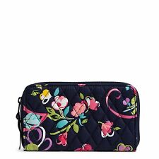 NWT Vera Bradley Exclusive Accordion Wallet in Ribbons 14369 132 BE