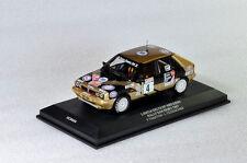 IXO Lancia Delta HF 4WD #4 Esso Rally San Remo 1987 SCR004 1/43