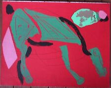 Marino MARINI - Lithographie litografia pour la revue XXe Siècle 1970