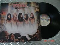 "ANGEL  ""WHITE HOT""  Vintage Canadian Pressing  LP Casablanca NBLP 7085"