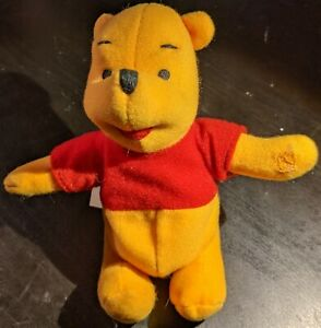 Retired Winnie-The-Pooh By Mattel (1997), Plush,
