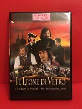 il Leone Di Vetro DVD italiano [The Lion Of Venice] Salvatore Chiosi VENETO TOP