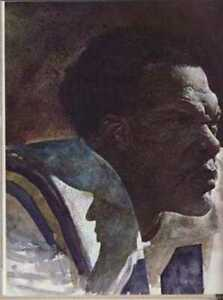 Rare Carl Eller Minnesota Vikings Art Print