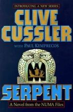 Adventure Paperback Books Clive Cussler