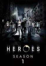Heroes - Series 1 - Complete (DVD, 2007, 7-Disc Set)