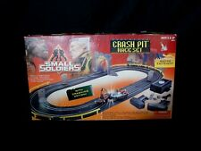 Small Soldiers Crash Pit Race Set Kenner 1998 not complete for replacement parts