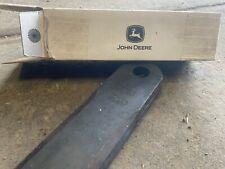 Nos John Deere Combine Cts Cts11 Straw Chopper Blade H156098 Set Of 8
