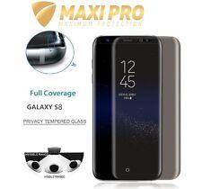 Anti-espion Couverture Complète verre trempé intimité Écran Samsung Galaxy S8 +