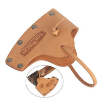 Tourbon Leather Axe Holder Blade Covers Sheath Hatchet Holster Head Protection