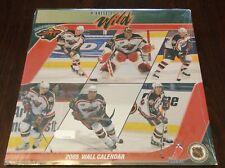 Sport Calendar Team - 2005 - Minnesota Wild - Hockey- Sealed