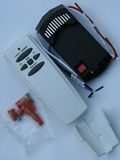 Hampton Bay / Hunter Ceiling Fan Remote Control and Receiver Complete Kit