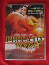 PECCATO VENIALE  con  Laura  Antonelli e Alessandro Momo  -  DVD