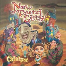 1 CENT CD Catalyst - New Found Glory