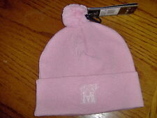 MARYLAND TERAPINS Woman's Pink Stocking Cap - One Size Fits All - NWT