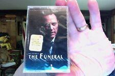 The Funeral- soundtrack- Abel Ferarra film- new/sealed cassette tape