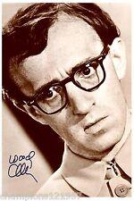 Woody Allen ++Autogramm++ ++Hollywood Legende+2