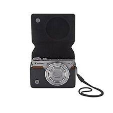 Canon dcc-1890 PU Funda de cuero para G9X