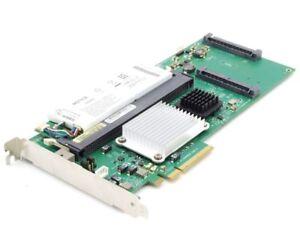 Lsi L3-01079-13A SAS SATA Battery Disk Controller Raid Card Pci-E X8 L1-01079-07