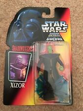 Star Wars Shadows Of The Empire Xizor Red Card Kenner 1996 Holo Sticker