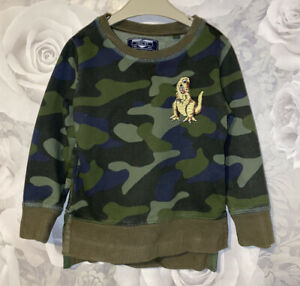 Boys Age 12-18 Months - Next Sweater Top