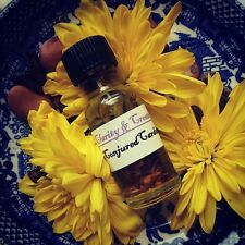 Clarity & Create Oil-Hoodoo, Witchcraft-Creativity, Ideas, Business, Divination