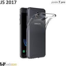 COVER ULTRASLIM 0.3mm PER SAMSUNG GALAXY J5 2017 (J530) TRASPARENTE SLIM POSTA1