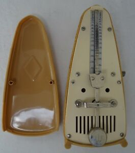 Vintage German METRONOME Takell Piccolo Wittner Frazision