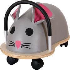 Wheely Bug MAUS klein für Kinder von 1-3 Jahren, Rutscherauto