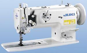 Juki DNU-1541 Walking Foot Leather & Upholstery Sew, Mach, W/ Servo Motor & LED