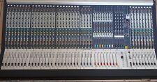 Soundcraft MH3 Analogue Mixing Desk w/ Dual Redundancy PSU + Flight Case