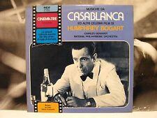 MUSICHE DA CASABLANCA E ALTRI FILM DI HUMPHREY BOGART - CHARLES GERHARDT LP