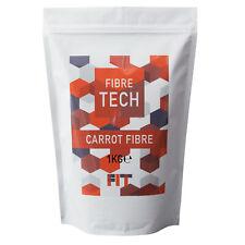 Carrot Fibre 1KG - Fibre Tech by FIT