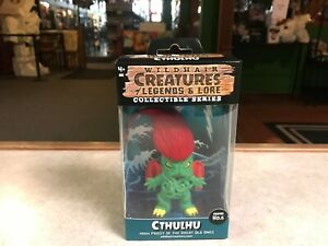 2018 Wild Hair Creatures of Legends & Lore CTHULHU NO. 6 Troll Figure MOC