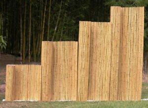 2/3/4/5/6/7/8 Ft Professional Bamboo Plant Support Garden Canes Bamboo Sticks