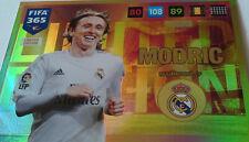 PANINI ADRENALYN XL FIFA 365 2017 Limited Edition MODRIC