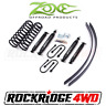 """Zone Offroad 3"""" Suspension Lift Kit for Jeep Cherokee XJ 84-01 for Dana 35 axle"""