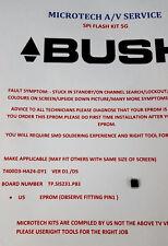 Bush le-40gcl-a tp.sis231.p83 con riparazione kit leggete Pubblicità