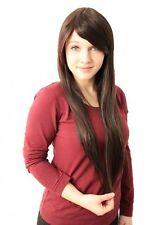 Mehrfarbige Echthaar-Perücken & -Haarteile, Unisex Zubehör, Haarverlängerungen