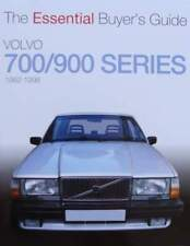 LIVRE/BOOK/GUIDE : VOLVO 700 & 900 1982-98 (760 gle,turbo 740 gl,bertone coupé