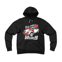 Scary Clown Car, Unisex Fleece Pullover Hoodie, Inspired By The Horror Movie IT
