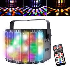 Remote RGB LED Derby Stage Lighting DJ Disco KTV PUB Led Effect Bluetooth Lights
