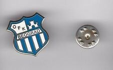 OFK Beograd (  Serbia ) - lapel badge butterfly fitting